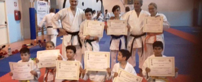 Karate, che passione!