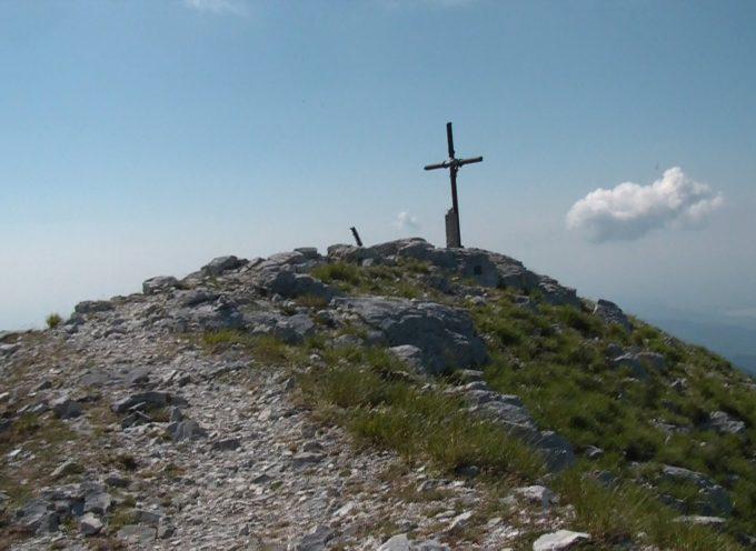 Pania della Croce da Borra Canala