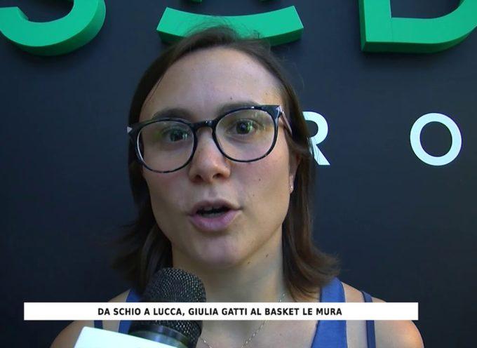 Da Schio a Lucca, Giulia Gatti al Basket Le Mura Lucca