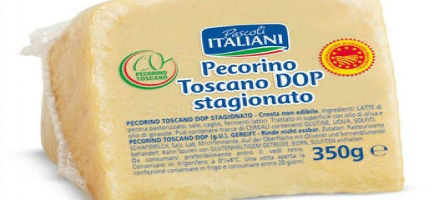 Listeria monocytogenes in Pecorino Toscano DOP Stagionato Pascoli Italiani:Ministero della Salute segnala il richiamo di un lotto!