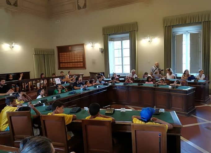 Quindici bambini saharawi accolti a Palazzo Santini