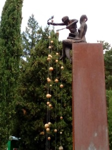 scultura prima