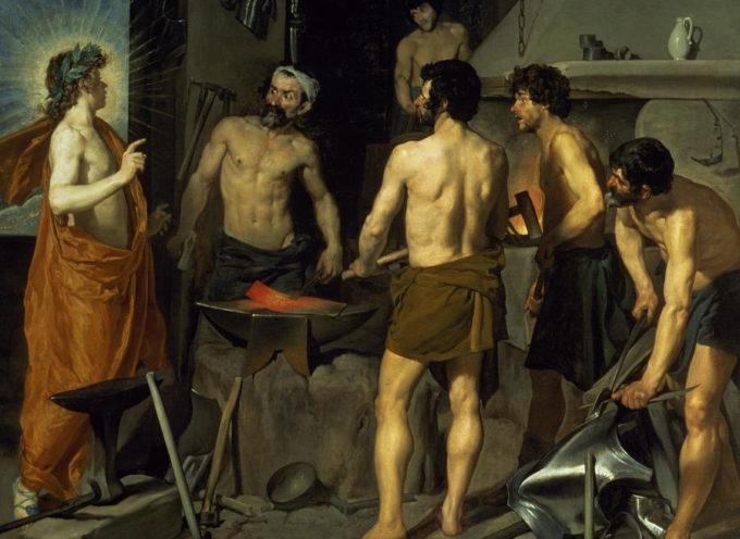 Nell'Antica Roma, 23 Agosto, Feste di Volcanalia, o Volcanali, in onore del Dio Vulcano