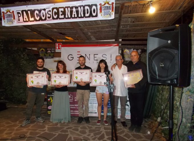 """Nuovo grande successo per l'agenzia """"Palcoscenando"""" di patron Massimo Chiocca con la manifestazione """"Musica sotto le stelle"""""""