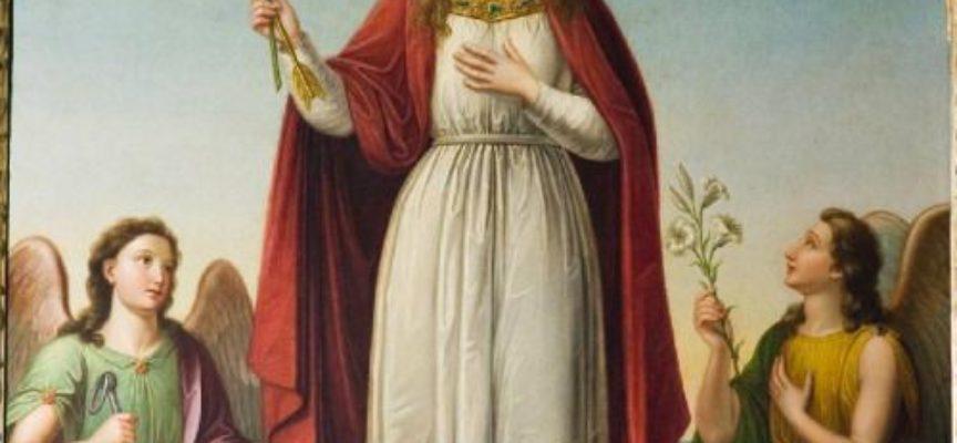 Il Santo del giorno, 11 Agosto: S. Chiara d'Assisi, Patrona, per le sue visioni a distanza, di televisione e telecomunicazioni –