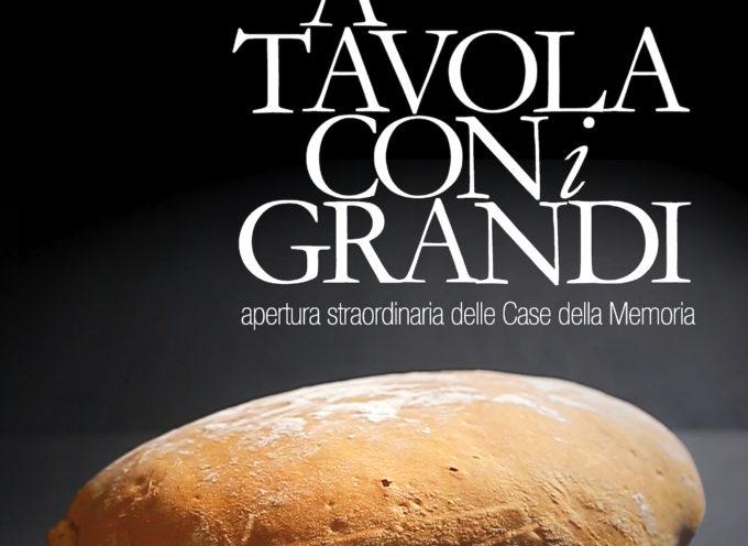 Il 4 agosto arriva la Notte Bianca del Cibo Italiano  Le Case della Memoria di Pascoli e Puccini   partecipano alla serata che celebra l'Artusi
