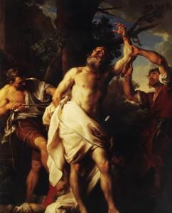 24 agosto Bartolomeo Pompeo Batoni