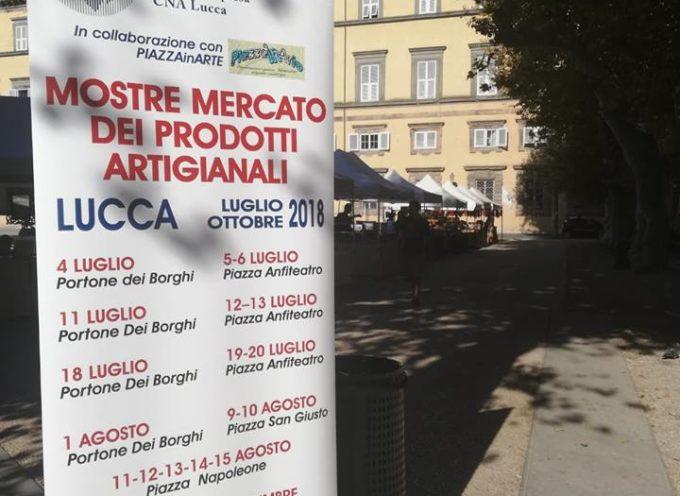 MERCATO ARTIGIANALE IN PIAZZA SAN MARTINO