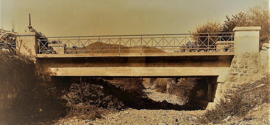 Vecchie foto…del ventennio e ponti in cemento armato !!!