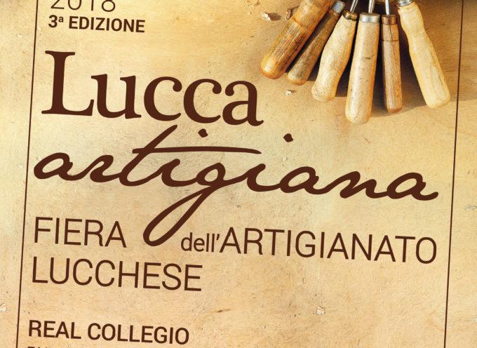 """LuccArtigiana: nuove importanti collaborazioni per la fiera dell'artigianato """"made in Lucca"""""""