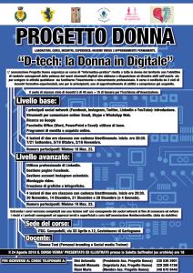 Corso Dtech Progetto Donna