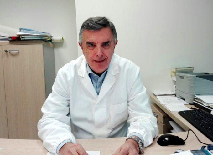 In pensione il dottor Raffaele Domenici, una vita con e per i bambini