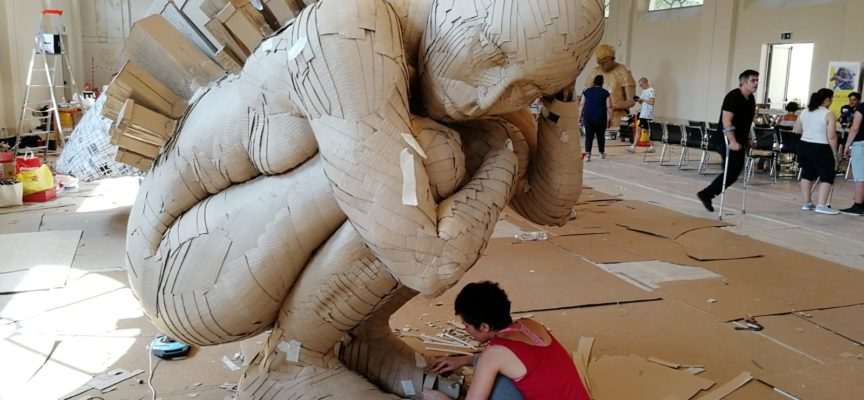 Al via Cartasia-Lucca Biennale 2018. Due mesi dedicati a carta e cartone applicati ad arte, design e architettura