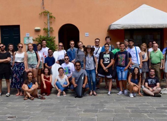 Da tutto il mondo a perfezionare la musica nella Piana di Lucca