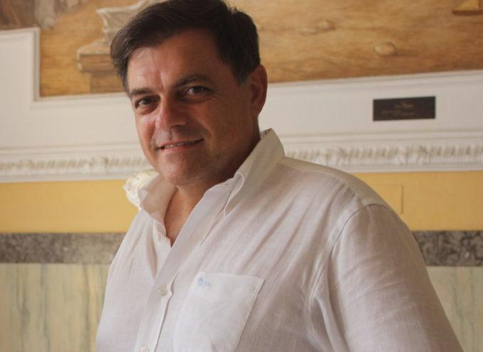 L'aggiornamento del sindaco Alberto Stefano Giovanneti.