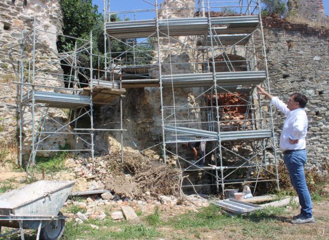 Beni Culturali: in sicurezza Palazzo Guinigi, in corso nuovi interventi sulle mura Rocca