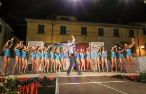 IL BALLETTO DELLE MISS E RAFFAELLO ZANIERI