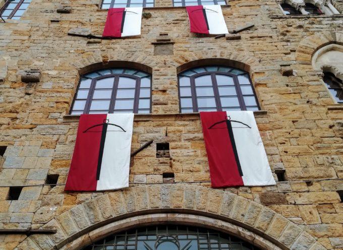 a Volterra l'annuale appuntamento con il Ludus Balistris, gara di tiro con balestra antica da banco