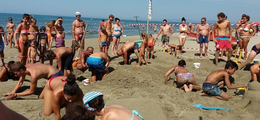 """Il """"Festival dei Castelli di Sabbia"""" sfida la scaramanzia"""