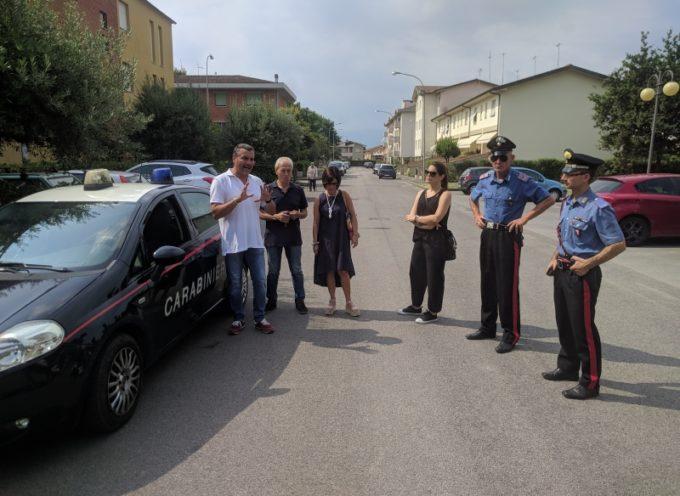 prima assemblea pubblica sul controllo di vicinato a Porcari