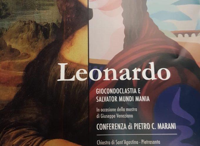 Cultura: il grande Leonardo, un incontro su Giocondoclastia e Salvator Mundi mania