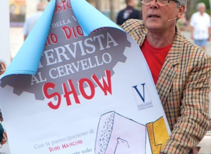 Intervista al Cervello Show con Fabrizio Diolaiuti e Dino Mancino