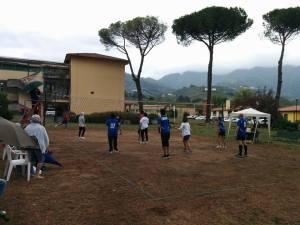 Marlia 2017 momento del torneo di pallavolo