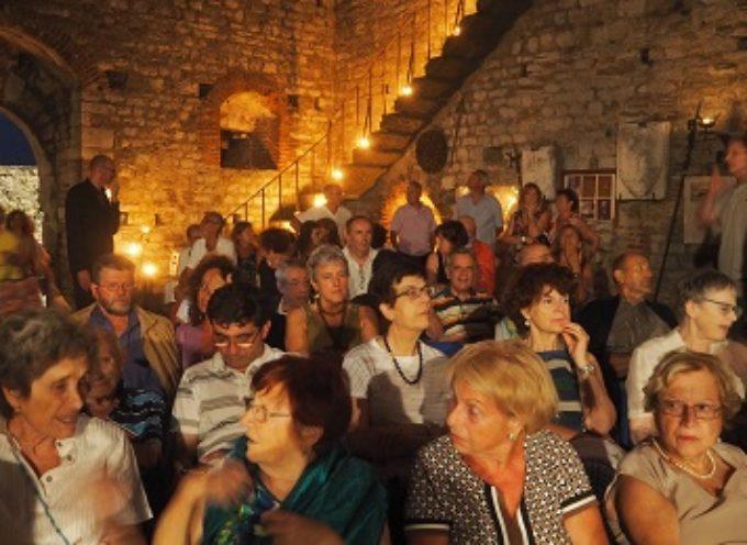 La Francigena Chamber Orchestra strega la rocca di Nozzano Castello