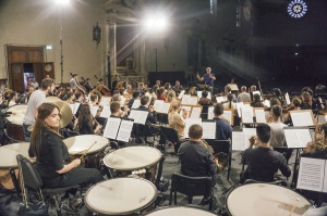 Orchestra Boccherini prove in San Francesco (repertorio)
