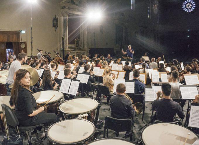 Bass2018Lucca – Il concerto dell'Orchestra del Boccherini in San Francesco (3 agosto)