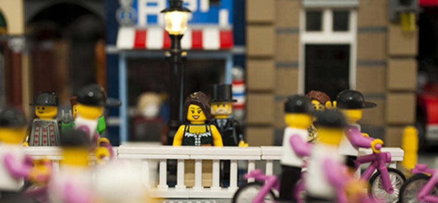Ambiente, Lego di plastica vegetale. I nuovi mattoncini sono di canna da zucchero lavorata, rinnovabile e vegetale