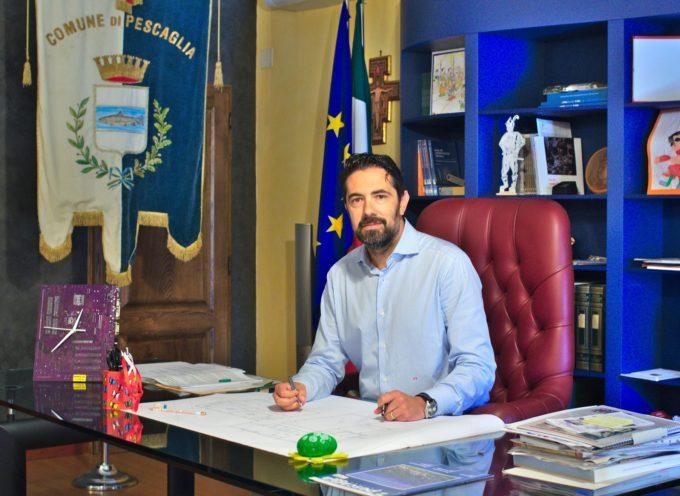 PESCAGLIA – IL SINDACO -Ho appena firmato la prima ordinanza di quarantena obbligatoria con sorveglianza attiva