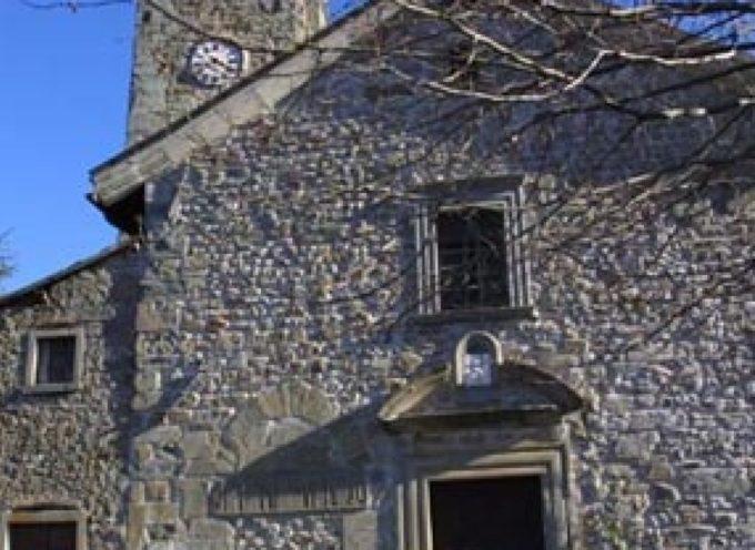 Ultima apertura straordinaria estiva pomeridiana della chiesa di Borsigliana