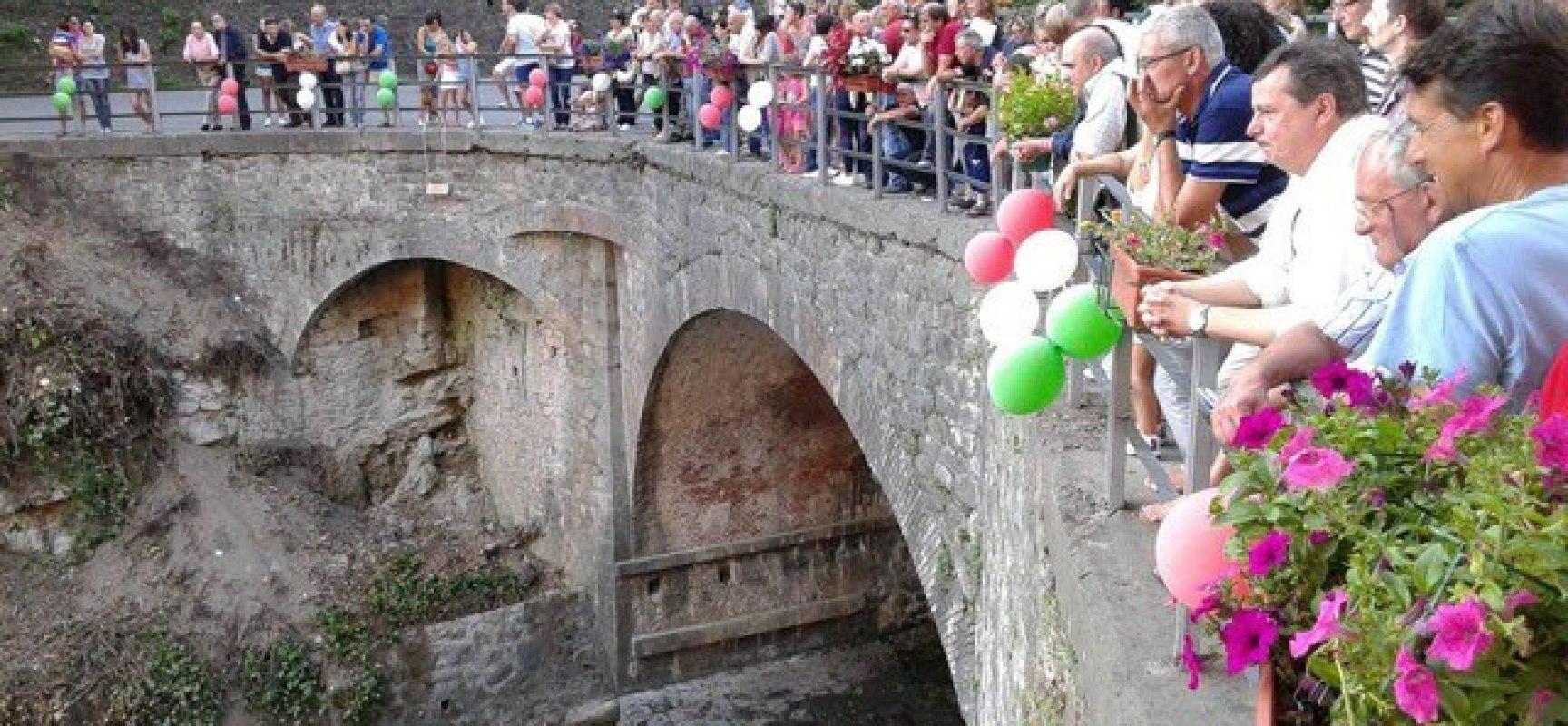5ª Corsa delle Papere,  a Ponte di Catagnana,