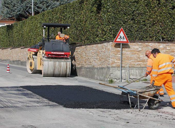 Capannori – Al via tratti di asfaltature a settembre e a ottobre