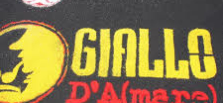 GIALLO D'AMARE – 10 agosto Naspini e Recami