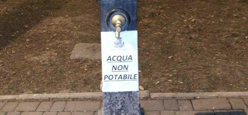 lucca  – Censimento delle fontane pubbliche