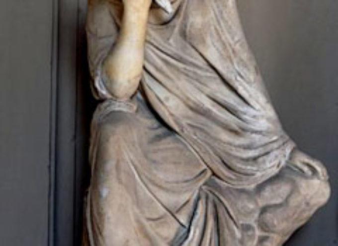 Nell'Antica Roma, 5 Agosto: Festa del Templum Salutis, in onore della Salus, Dea della salute e della prosperità privata e pubblica