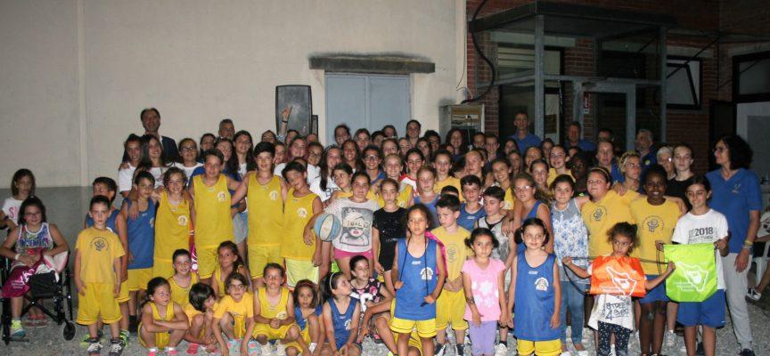 Riparte  per il Basket Femminile Porcari la grande stagione del minibasket.