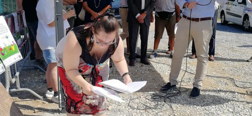 Anffas Lucca – La posa della prima pietra del nuovo centro all'Agricola Carraia (Capannori)