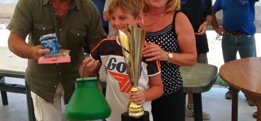 SPORT PESCA SPORTIVA grande succceso del 21° trofeo cherubino e scuola di pesca