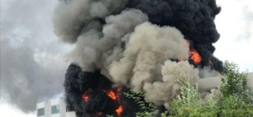 Incendio a Pietrasanta, fate attenzione e seguite scrupolosamente le avvertenze da parte del Comune di Pietrasanta (video allegato)