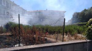 incendio via Torino_2