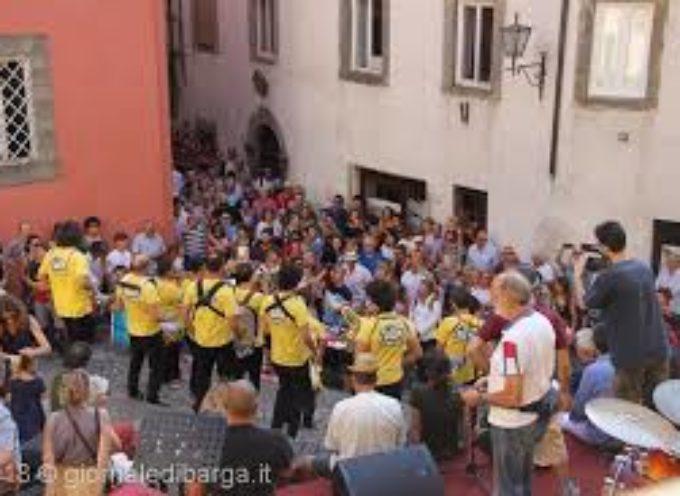 BargainJazz, musica e un fiume di gente nelle vie del castello