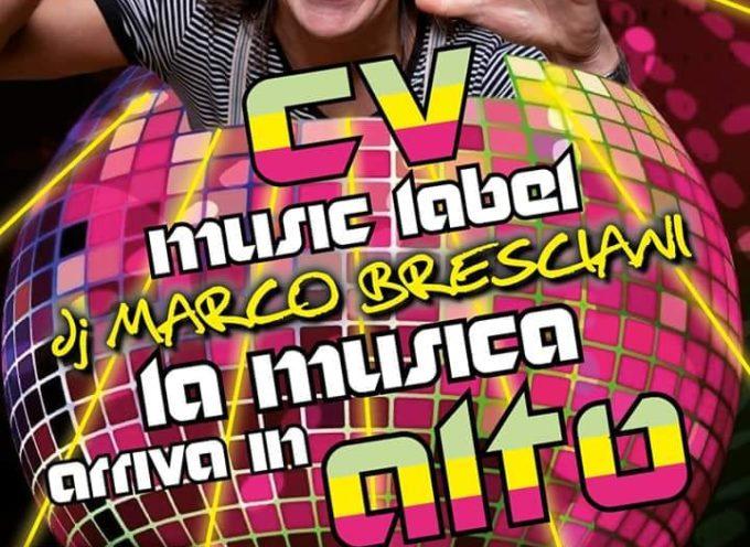 """Tutti a Levigliani il 21 di agosto, """"La musica arriva in alto"""", grande serata con il DJ Marco Bresciani."""