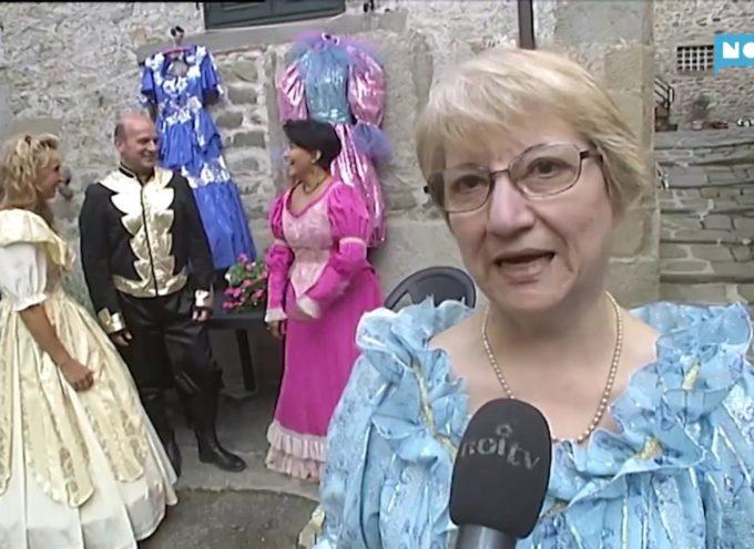 Per le vie di Casabasciana … in abiti di scena