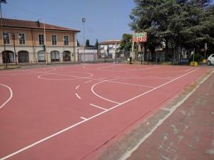 nuova pavimentazione Cavanis