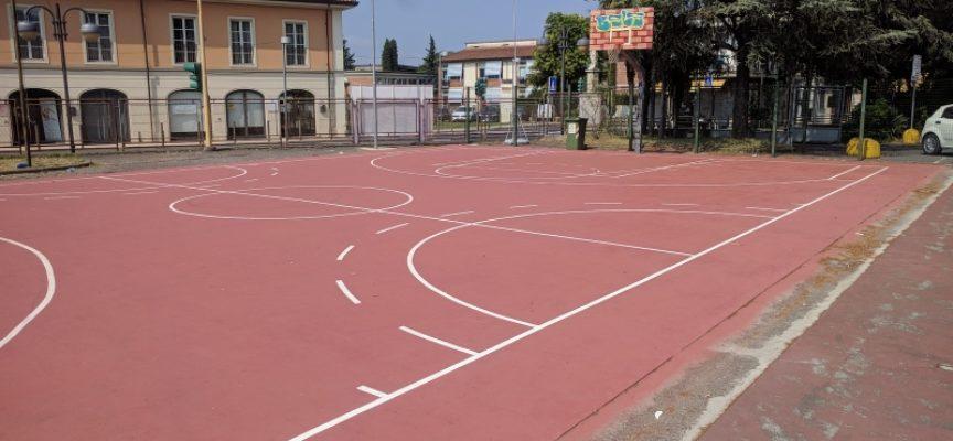 Cs primo campo di baskin omologato in Italia a Porcari
