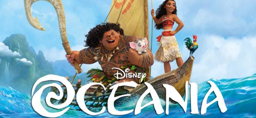 LIDO MOVIE 2018 Oceania, cinema gratis al bagno Elena (3 agosto)