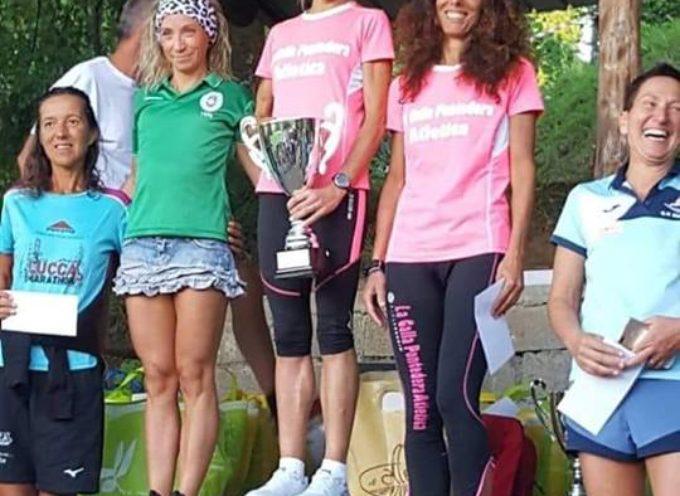 Massimo Mei e Gloria Marconi trionfano al Trofeo Lino Micchi.  del gruppo orechiella